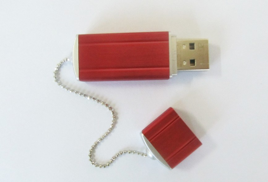 Small Capacity Metal USB Flash Disk 2GB USB Flash Drive