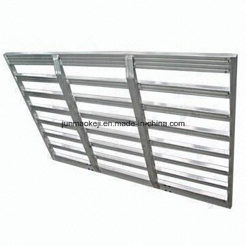 Fabricated Aluminum Pallet for Industrial