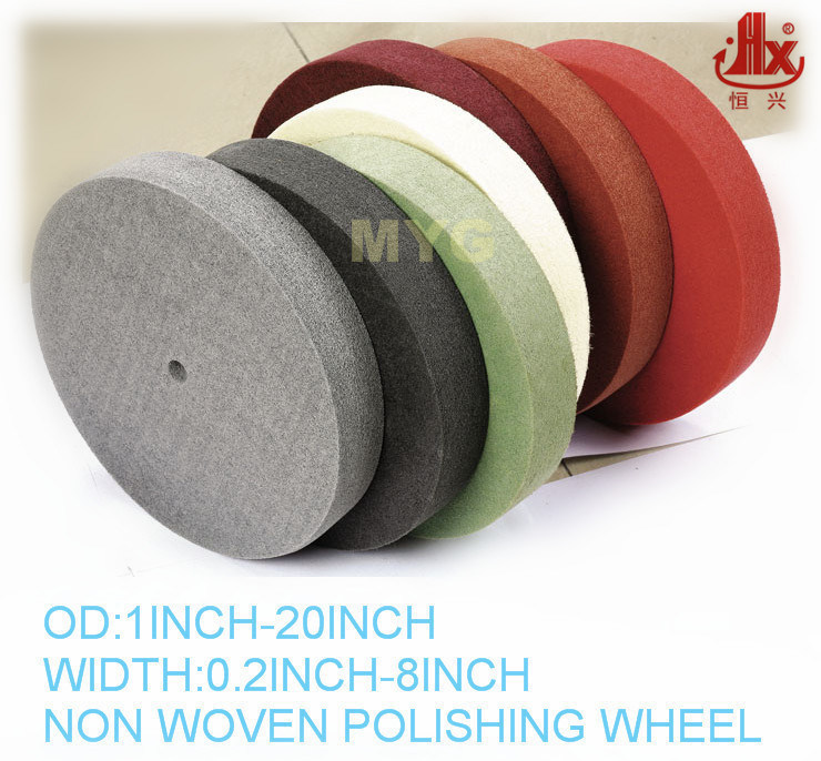 10 Inch Surface Deburring Cleaning Wheel