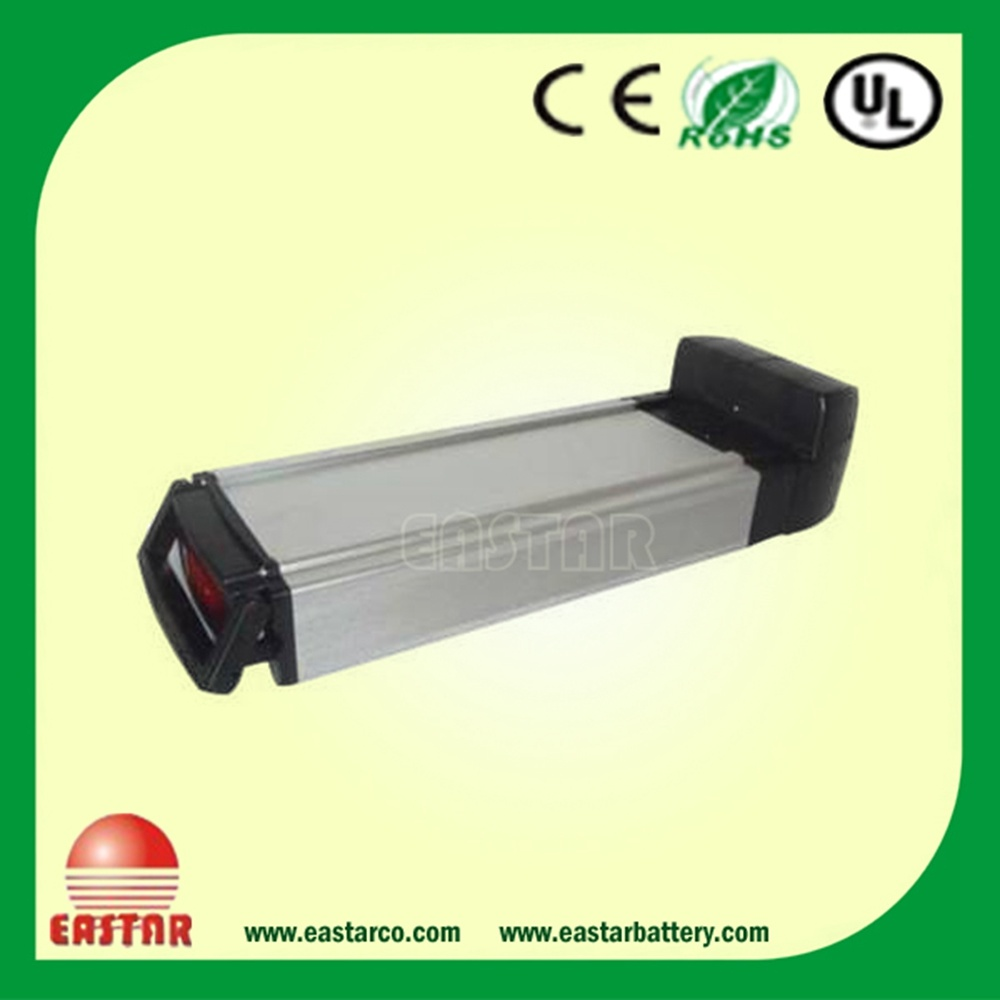 Electric Bike Battery Pack 36V 10ah Lithium Ion Rechargeable Battery