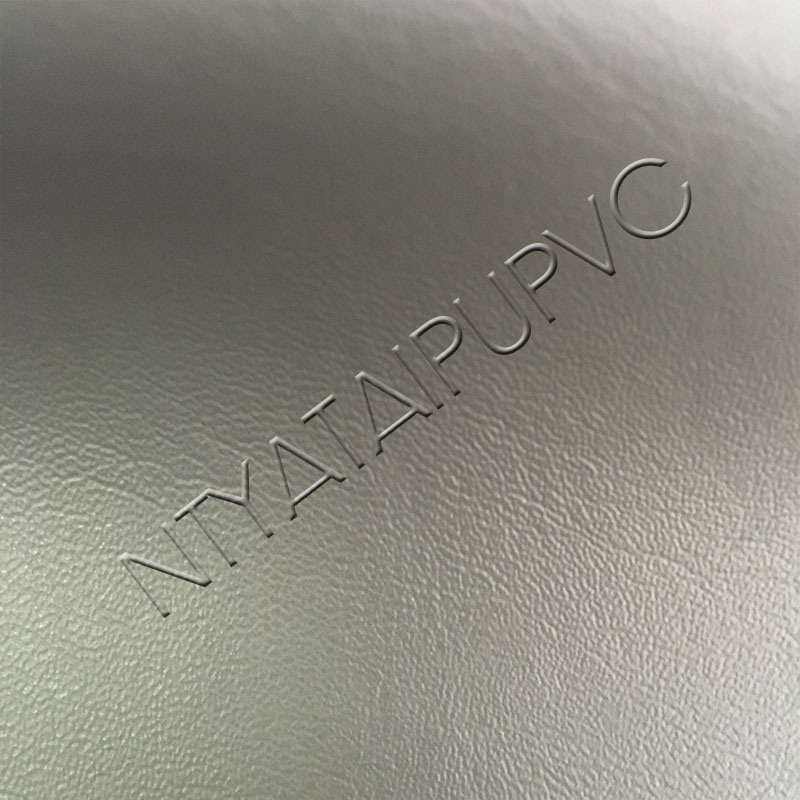 Tear Abrasion Resistant PVC Leather for Car Seat Covers