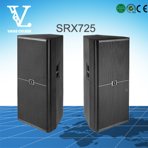 Srx725 Professional Loudspeaker Box Can Be Waterproof Speaker