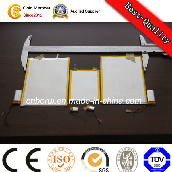 40ah Li-ion Polymer Battery Pack