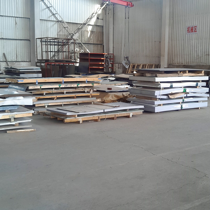 SA-240-304stainless Steel Plate (HOT)
