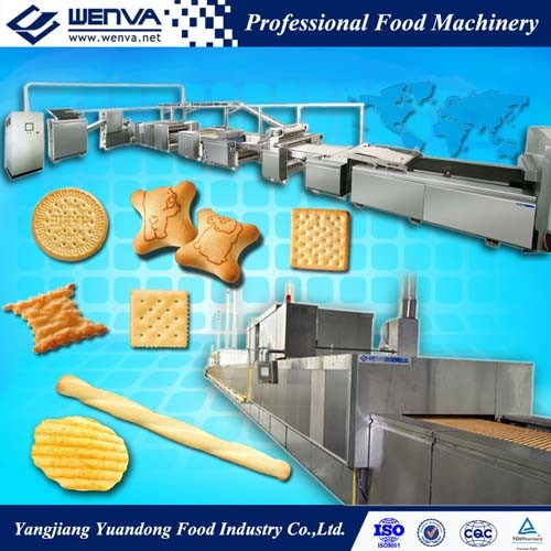 Automatic Machine for Making Biscuit