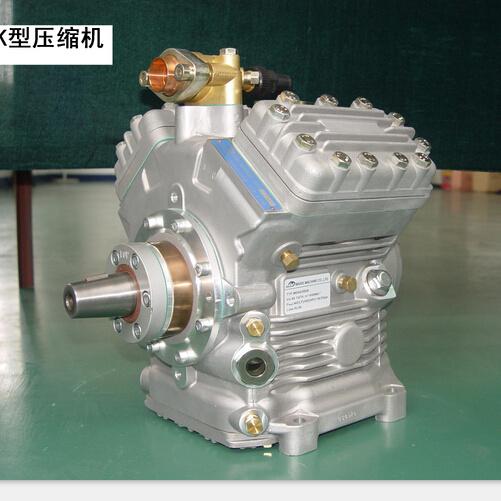 Bock Fk40 Bus A/C Compressor