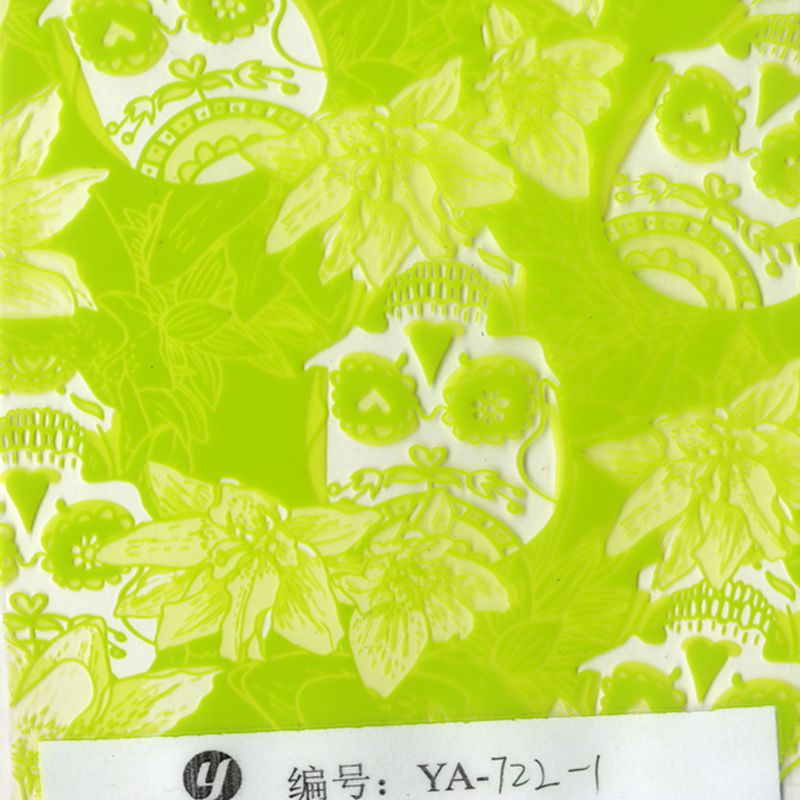 Yingcai 0.5m Width Skull Wall Water Transfer Printing Film Hydrographic Dipping Film