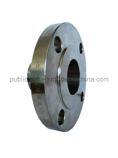 Stainless Steel Welding Neck (WN) Flange