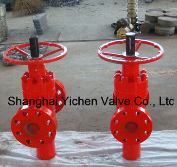 API 6A Rising Stem Slab Gate Valve