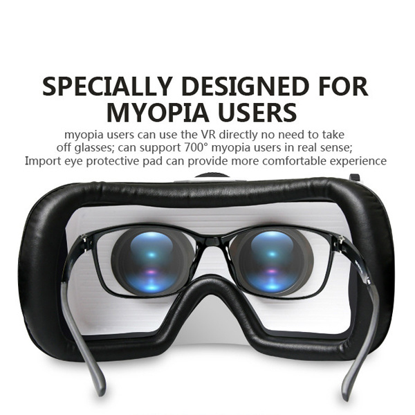 Factory Price Vr Box with High Quality 3D Glasses