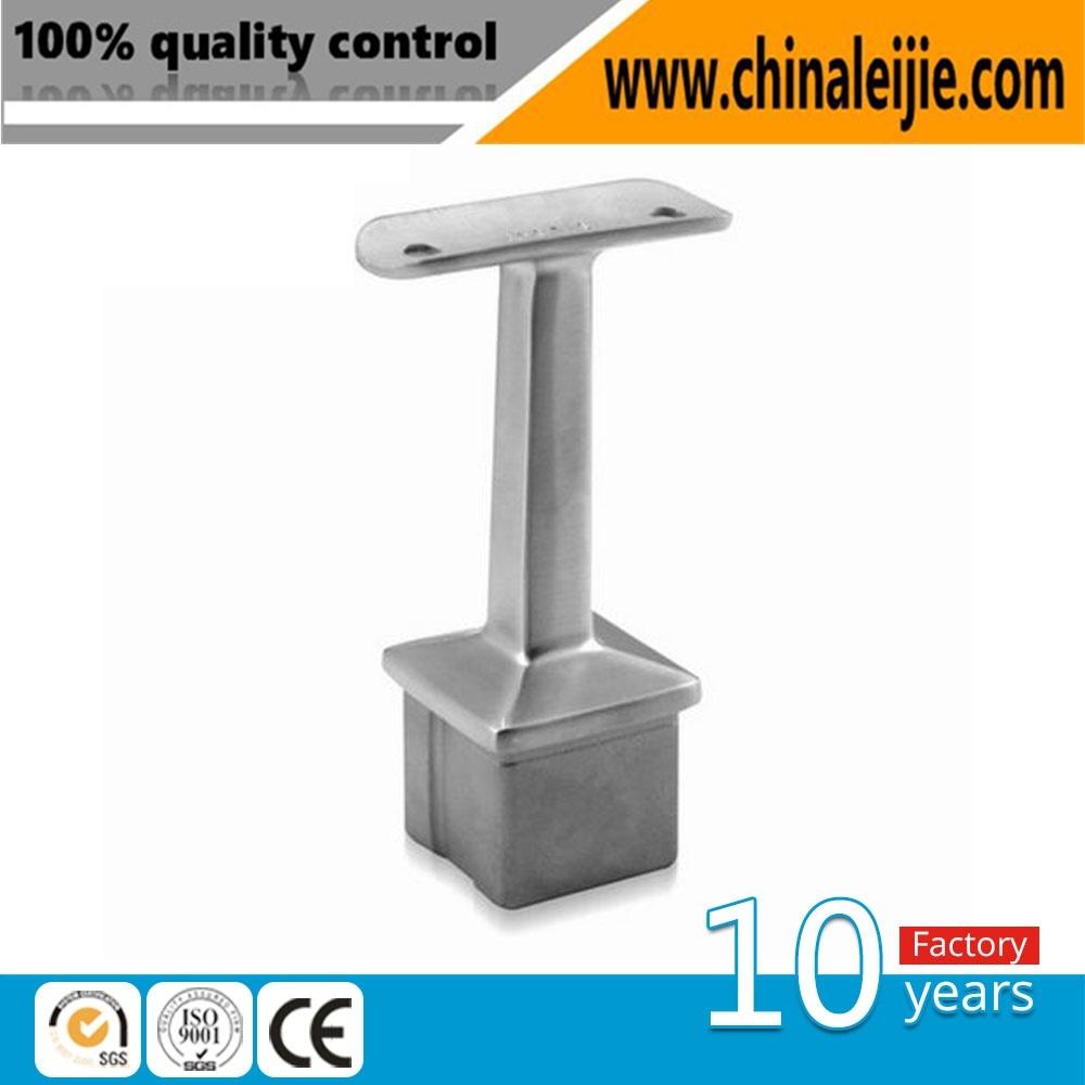 Wall Mount Handrail Bracket for Stainless Steel Handrail and Balustrade