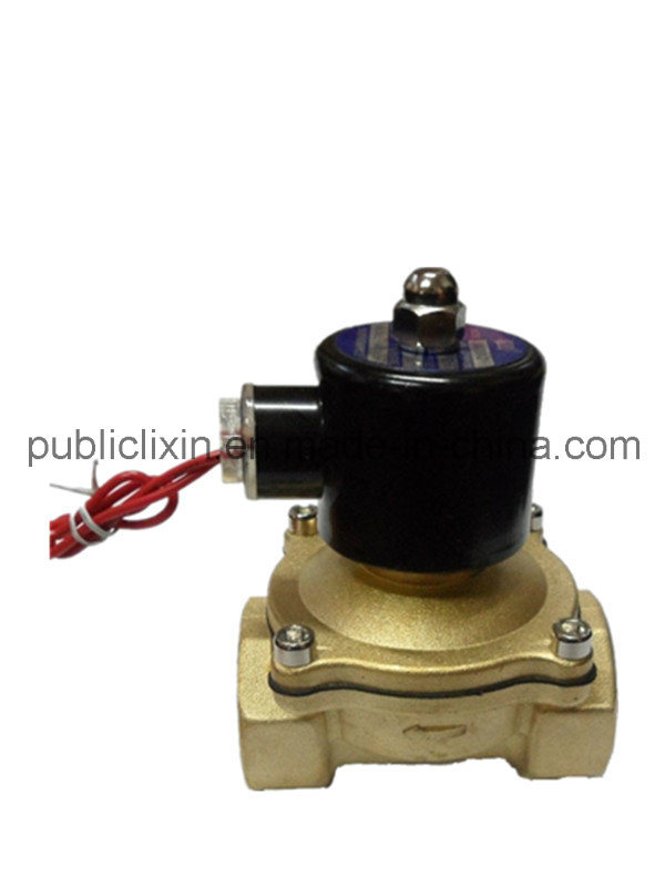 2W Series Direction Style Solenoid Valve 2W025-08 AC/DC