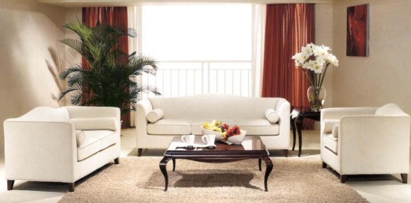 China Hospitality Sofa Hotel Living Room Sofa Modern Sofa