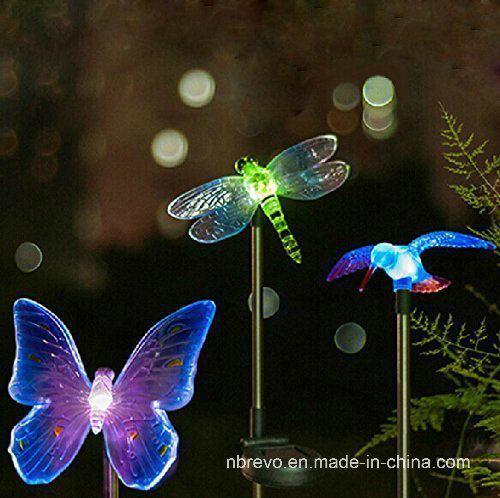 Solar Powered Garden Birds Light (RS102)