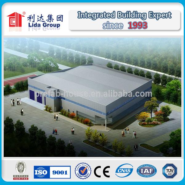 Steel Structure Workshop-4