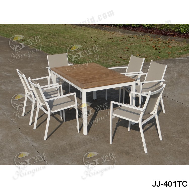 Textilene Mesh Fabric, Outdoor Furniture (JJ 401TC)