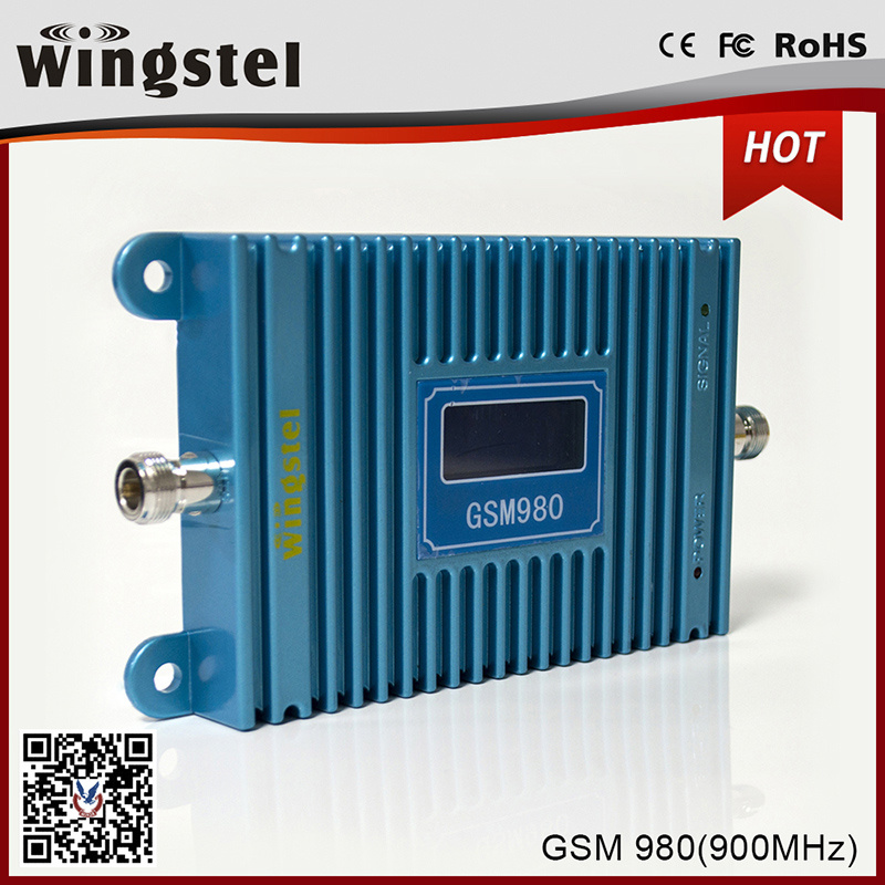 Big Coverage GSM980 Cell Phone Signal Booster for Home