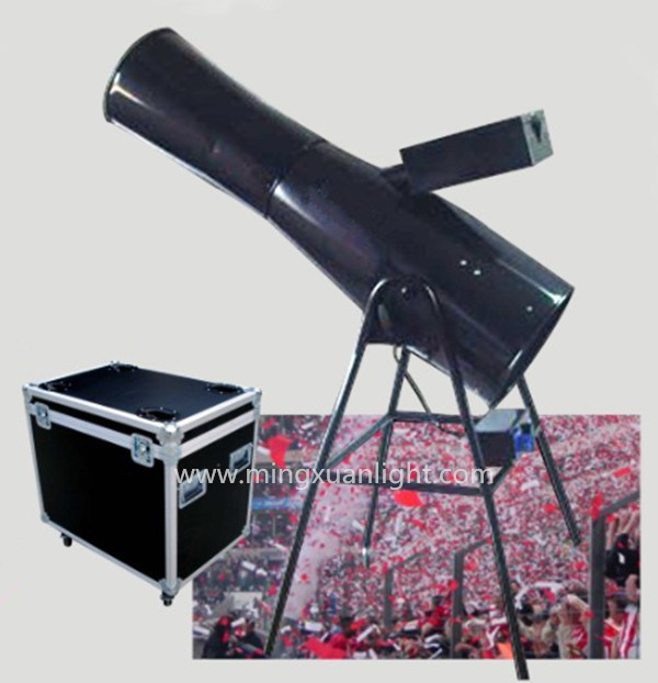 High Power 1200W Stage Effect Paper Confetti Machine Cannon