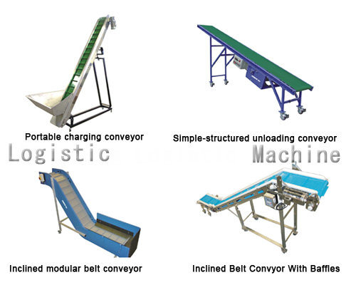 Belt Conveyor/Inclined Belt Conveyor/Charging Belt Conveyor