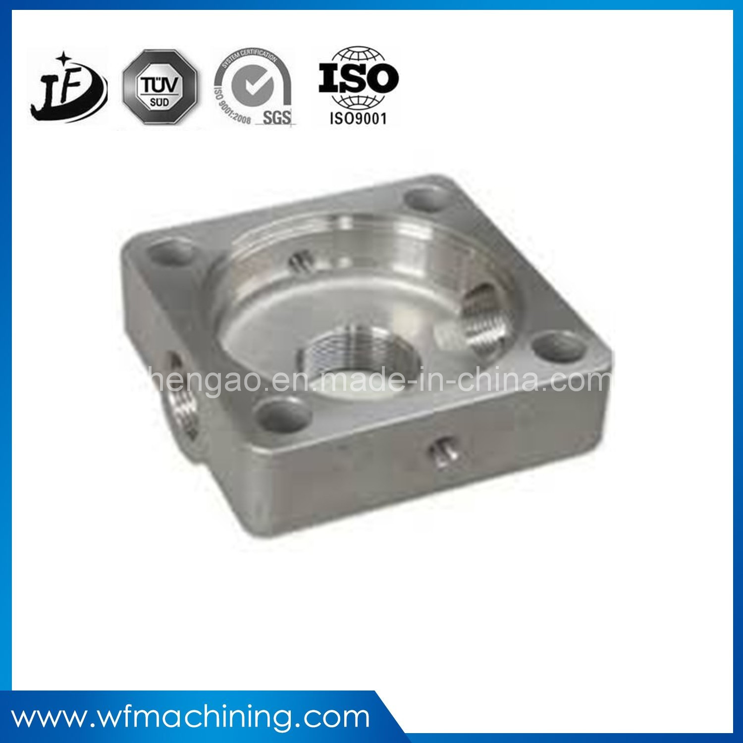 OEM Precision Steel Casting Parts for Mining Machinery