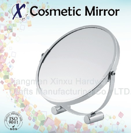 Fancy Double Side Table Colorful Cosmetic Mirror (J1606)
