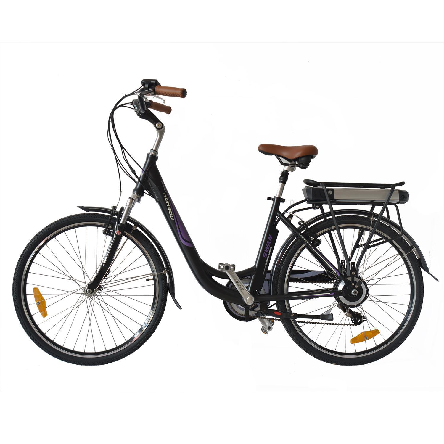 Mens Electric Bicycle Pedelec with En15194 250W Motor Lithium Battery