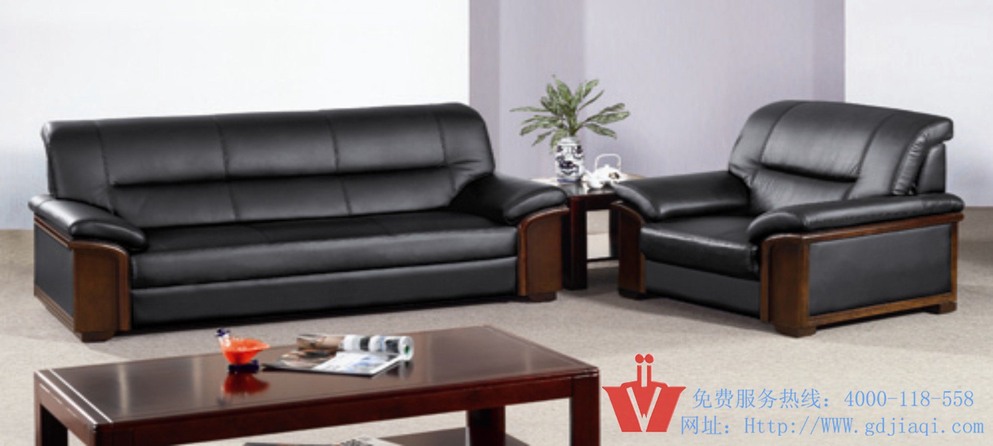 China Elegant Black Leather Executive Office Sofa Set WP5  : Elegant Black Leather Executive Office Sofa Set WP5 3011  from wangpad.en.made-in-china.com size 2036 x 915 jpeg 237kB