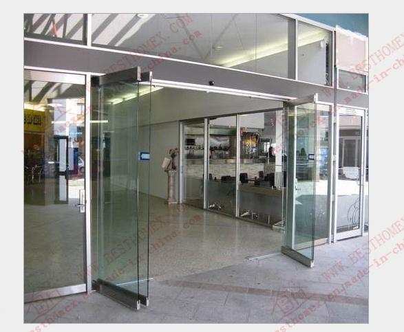 Economy Powder Coating Aluminum Sliding Door (BHA-DS01)