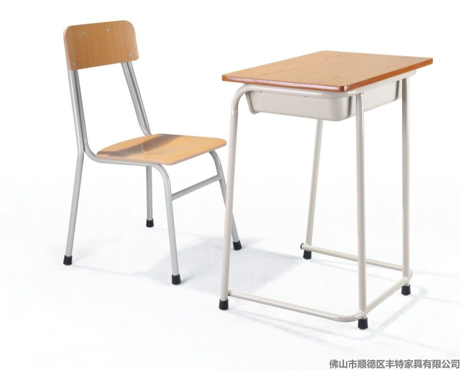 China Wooden School Table Chair For Classroom China School Furniture Student Desk And Chair
