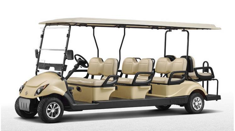 Battery Car for Golf with 8 Seater