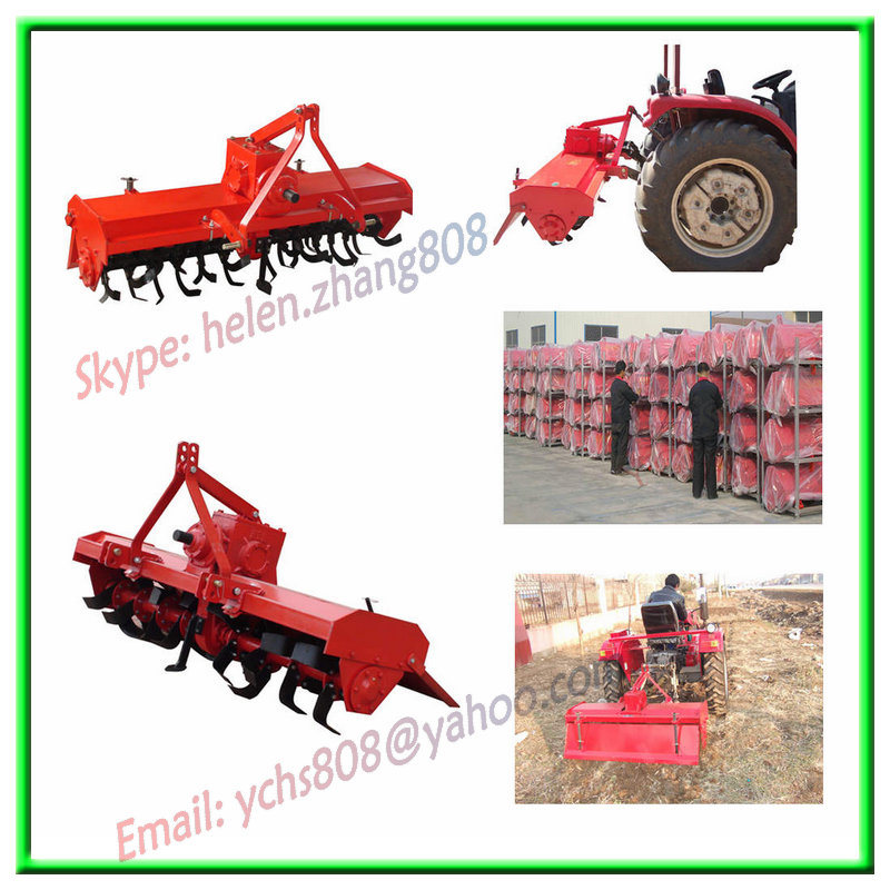Agricultural Tractor Implements Farm Rotavator