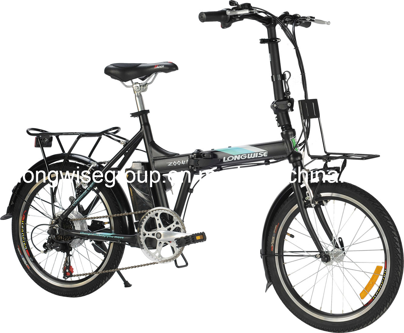 Ce Foldable Electric Bike (LWEB-L2004F)