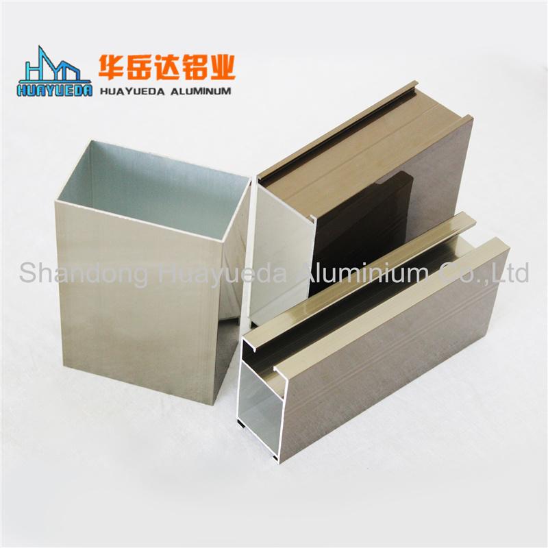 Aluminum/Aluminium Extrusion Profile for Window Door Curtain Wall