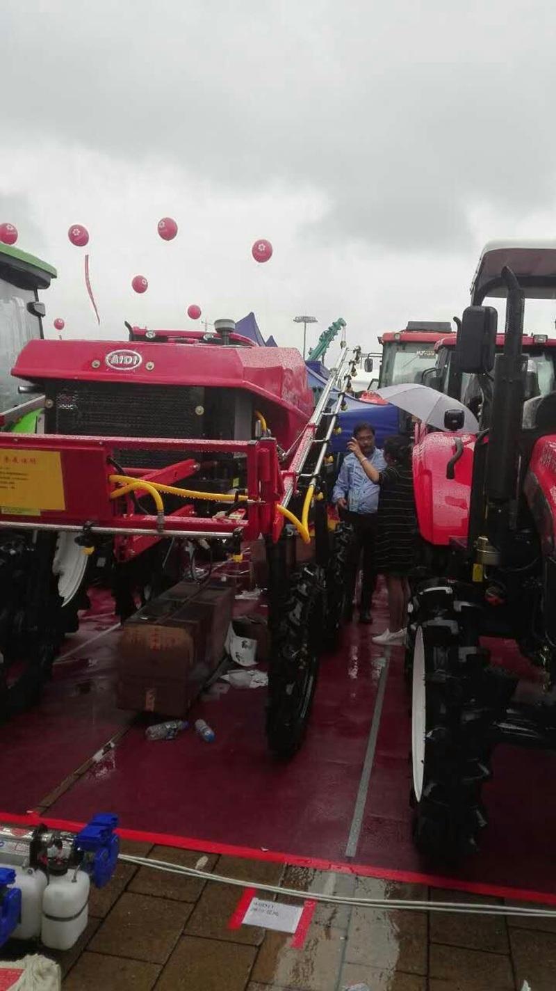 Aidi Brand 4wdmost Advanced Mist Engine Power Sprayer for Herbicide