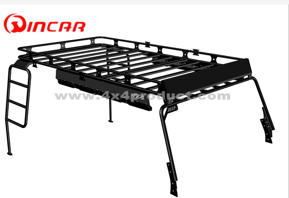 jeep wrangler hitch cargo carrier