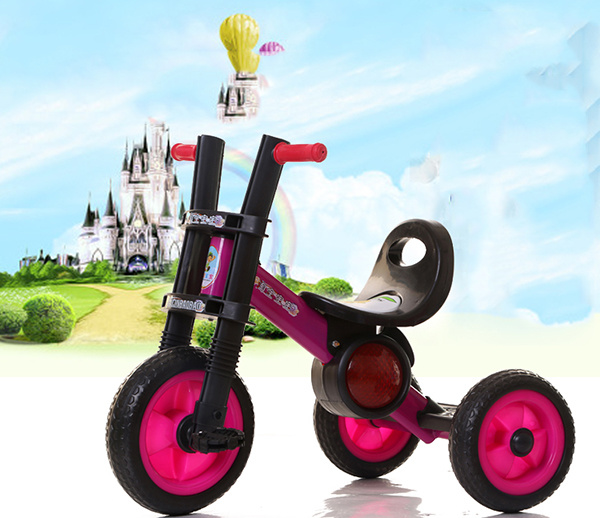 CE Approved China Kids Tricycle Baby Ride on Car Children Trike Scooter