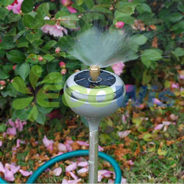 China Manufacturer Garden Irrigation Solar Sprinkler (HT1021)