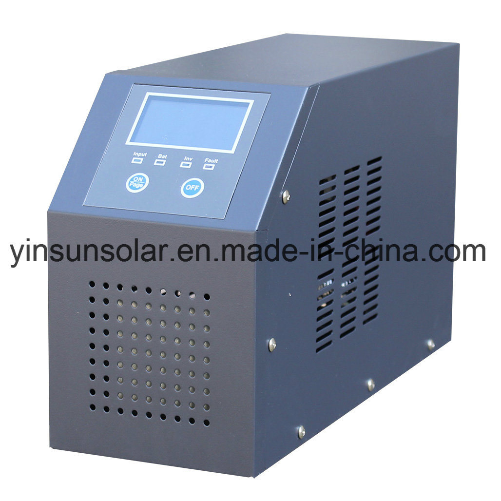 12V 500W Pure Sine Wave Power Solar Inverter for Solar