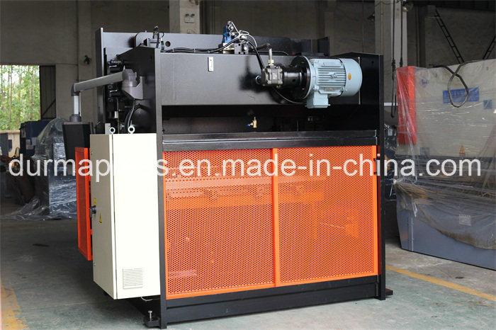 Wc67y-80t/3200 CNC Hydraulic Press Brake for Sheet Steel Bending