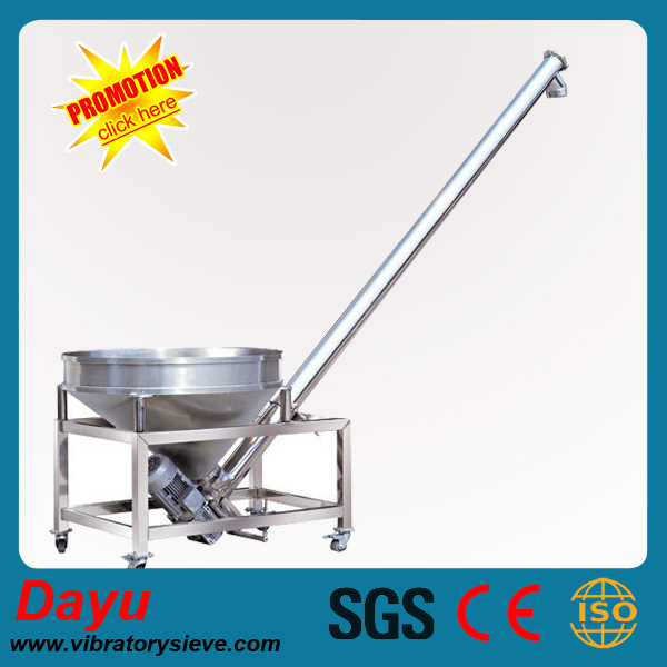 Dzs Auger Conveyor
