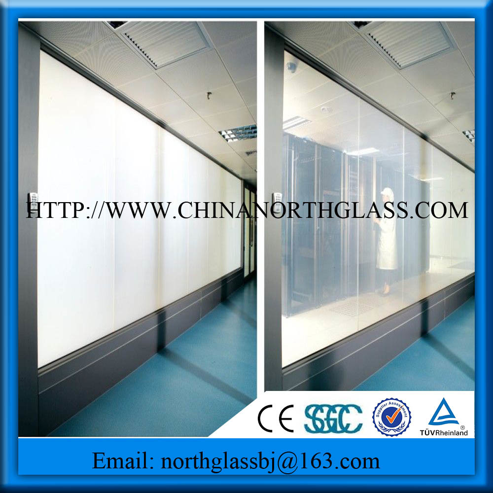 Pdlc Film Glass Switchable Film Smart Film Smart Glass
