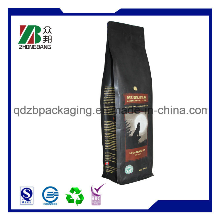 China Manufacturer Plastic Coffee Package
