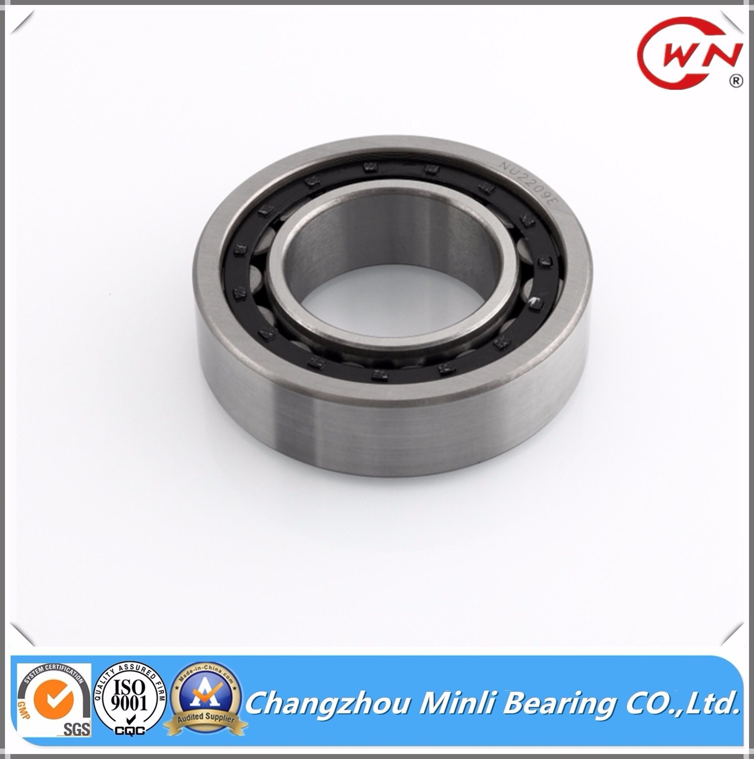 Nu2209 China Professional Cylindrical Roller Bearing Manufacturer