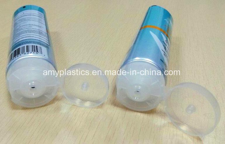 Aluminum Laminated Tube for Performance Sunscreen Lotion