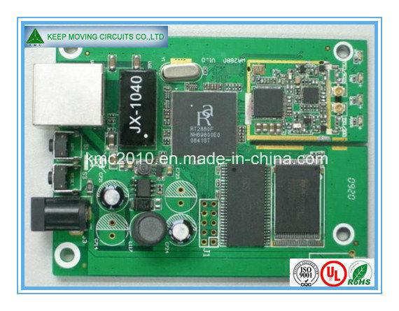 High-Tg Electronic Circuit Board Through Hole Assembly PCBA Service