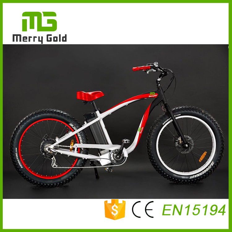 Hummer Ebike 48V 500W Cool Fat Tyre Electric Bike E-Bicycle