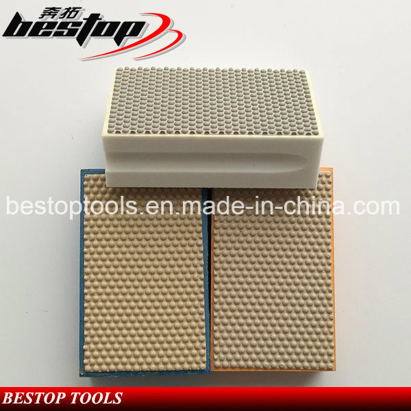 Bestop Diamond Hand Polishing Pads for Stone/Concrete