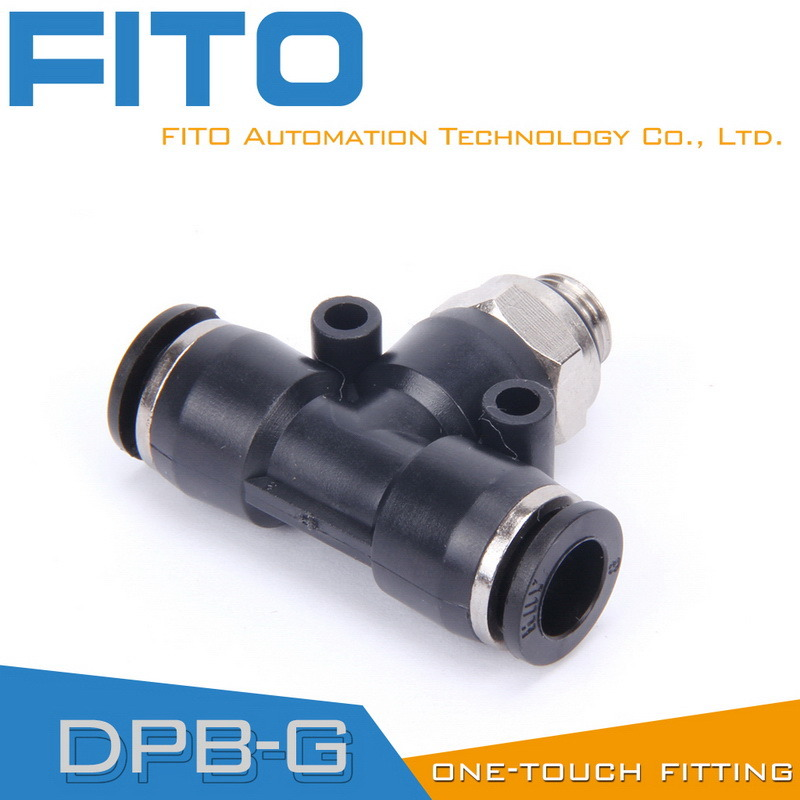 Airtac Type Pb Pneumatic Connector/ One Touch Air Conncetor