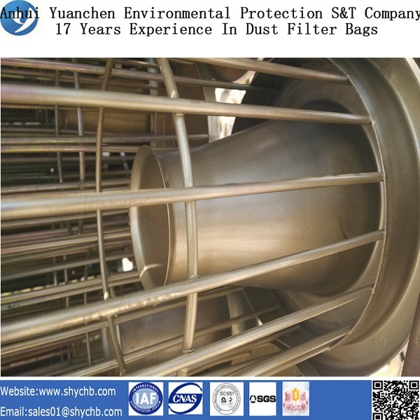 Galvanized Dust Filter Cage