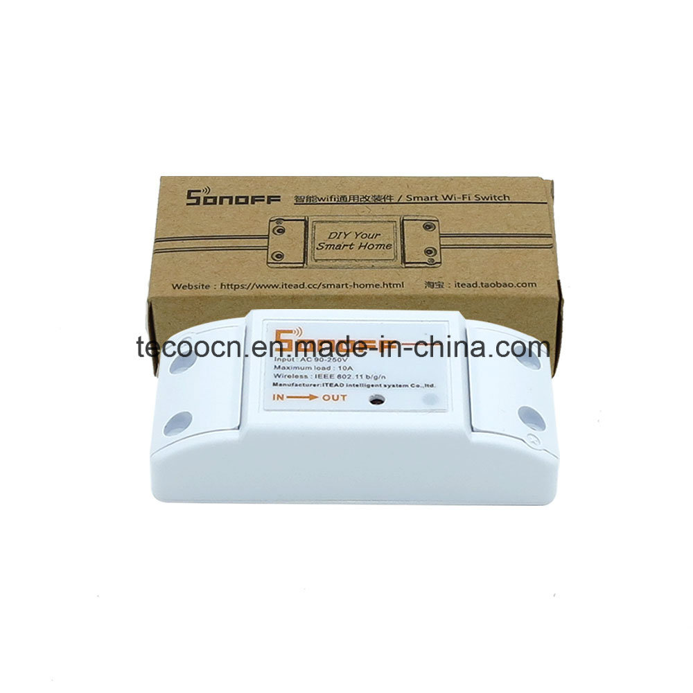 Sonoff Th 16A WiFi Switch